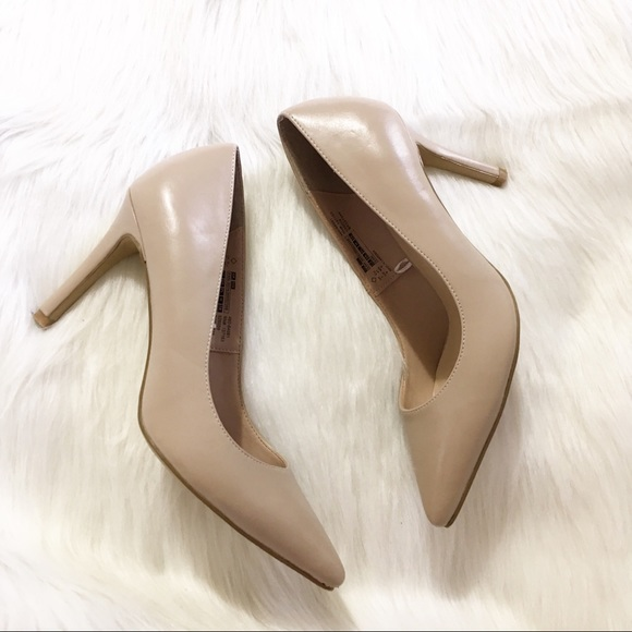 Ff Florence Fred Nude Classic Pumps